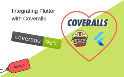 Integrating Flutter with Coveralls