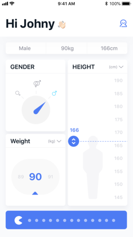 BMI Calculator in Flutter - Part 3 - Height - Fidev